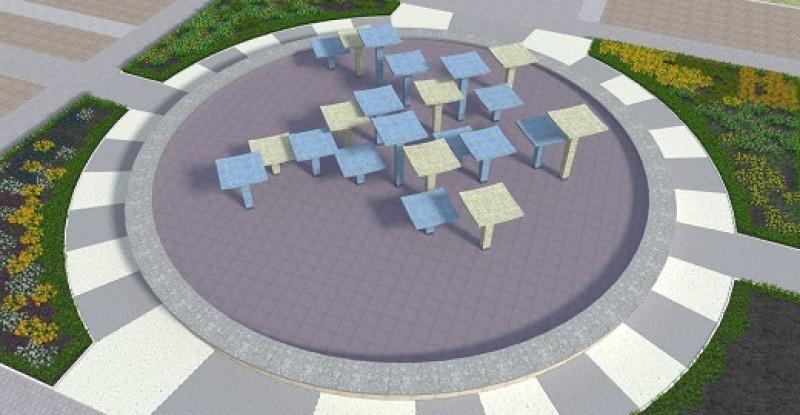 Design a city in InfoBox
