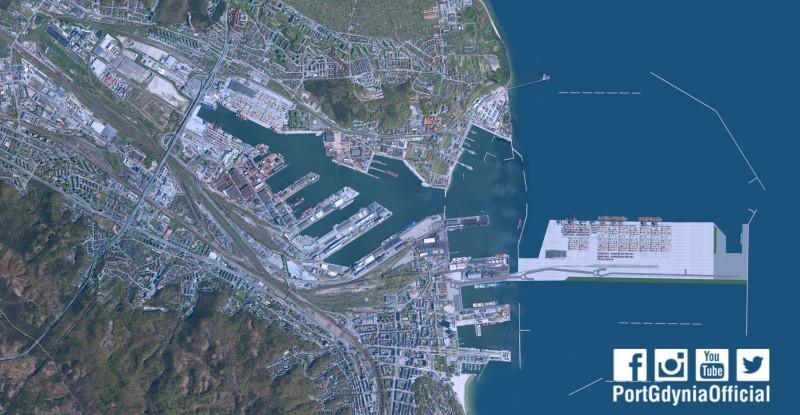 Port extension