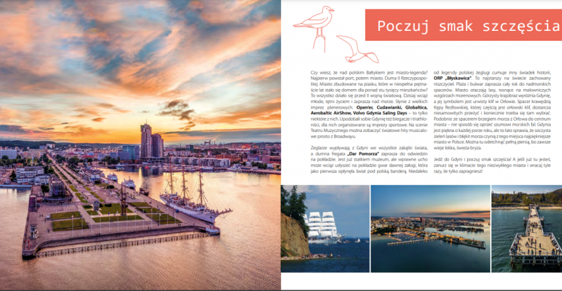 Let's explore Gdynia