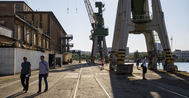 Maritime history of Gdynia