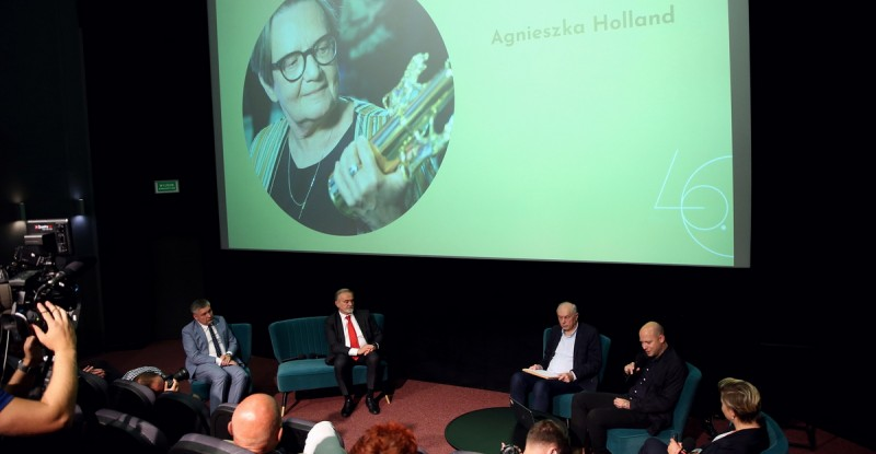 The cinema celebration begins in Gdynia