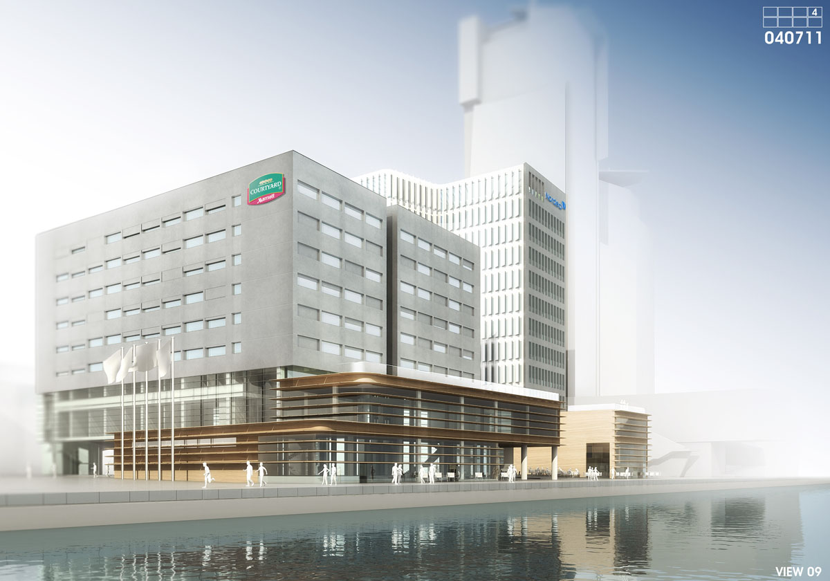 Nabrzeże Prezydenta development project