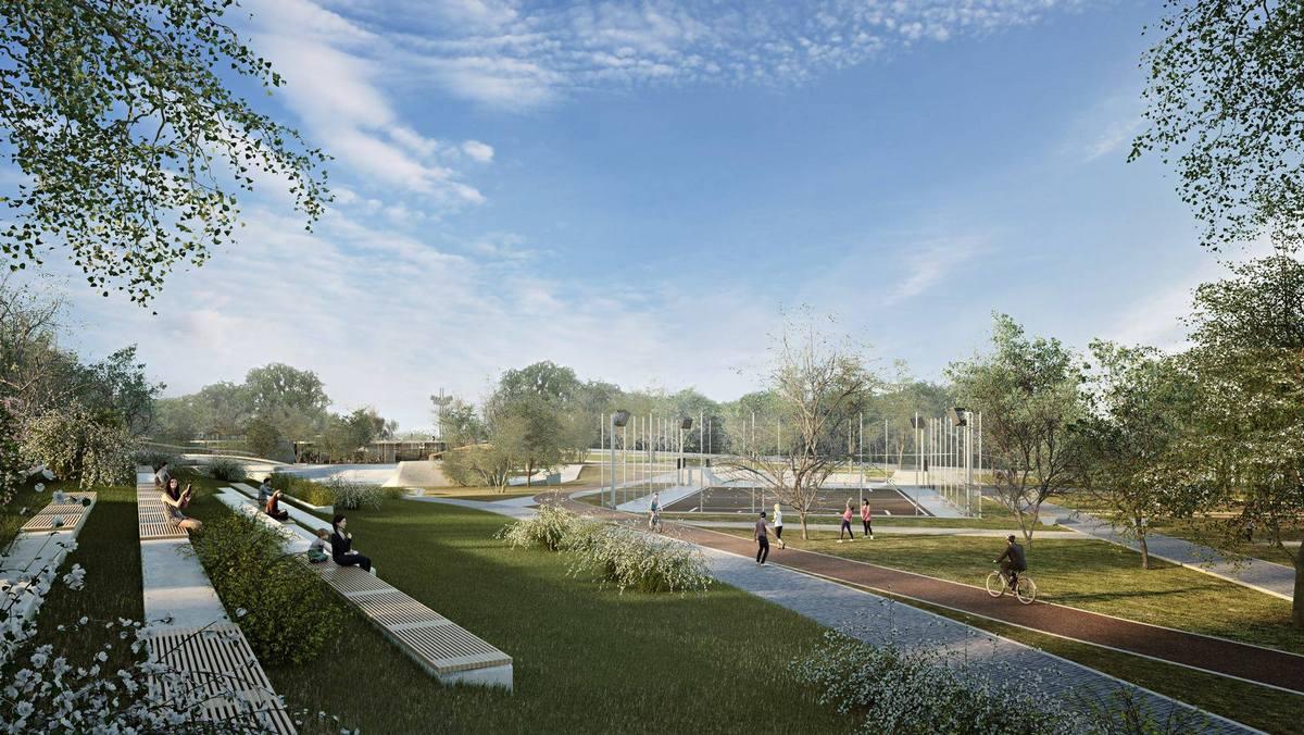 A joint Park development